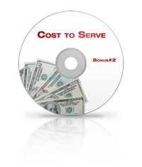 Cost to Serve Video Bonus