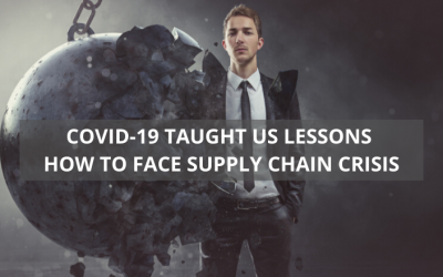 COVID-19 Taught us Lessons How to Face Supply Chain Crisis