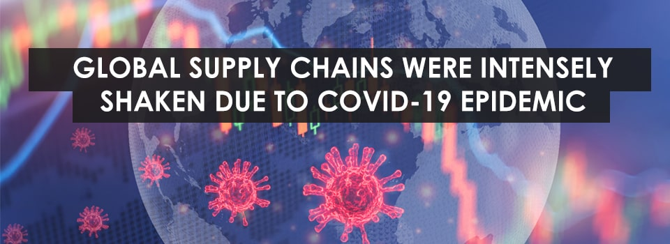 Global Supply Chains were Intensely Shaken due to COVID-19 Epidemic