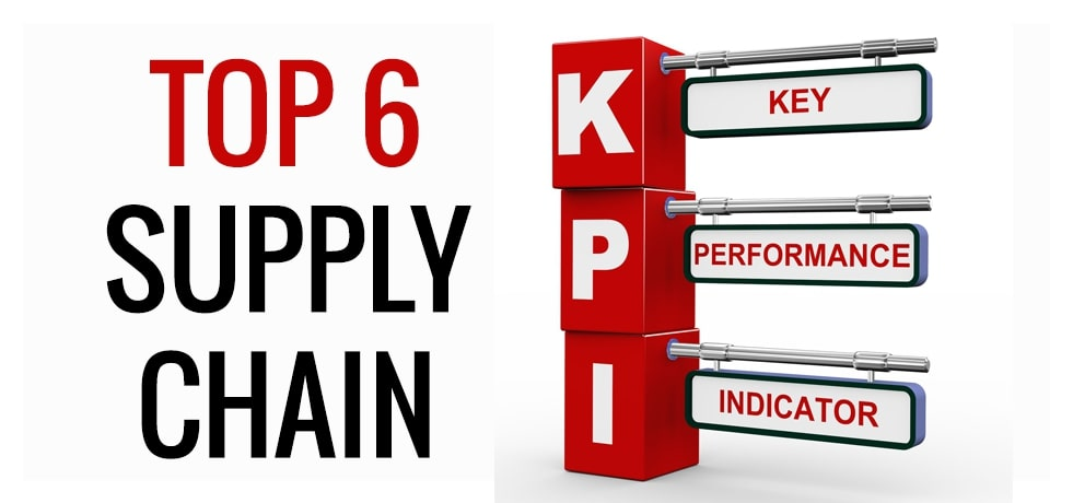 Top 6 Supply Chain KPIs: Keep Your Dashboards Simple