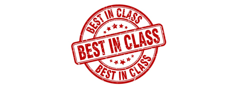 best-in-class number