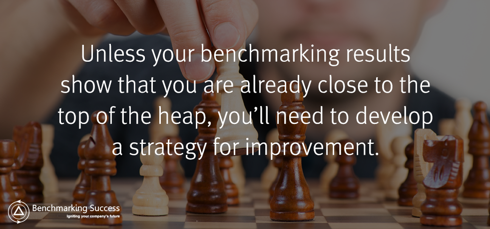 Develop Benchmarking Strategy
