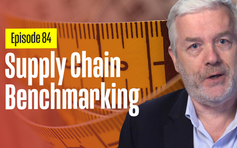 The Fundamentals of Supply Chain and Logistics Benchmarking