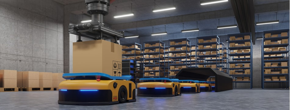 warehouse workers of the future